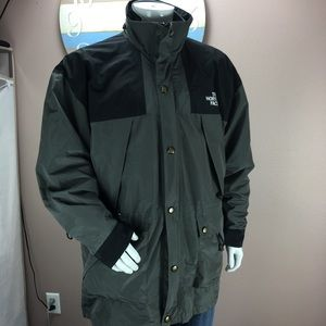 The North Face Gore Tex Winter Expedition jacket